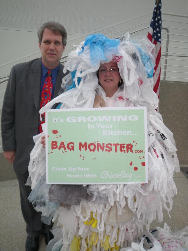 Bag Monster